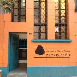 Librería Proyección en Santiago