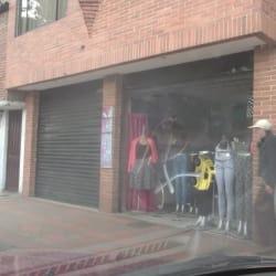 Almacén de Ropa Calle 69 en Bogotá