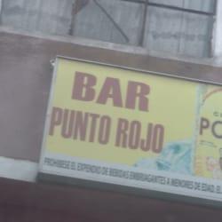 Bar Punto Rojo en Bogotá