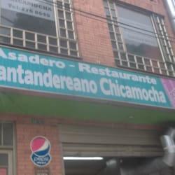 Asadero Restaurante Santandereano Chicamocha en Bogotá