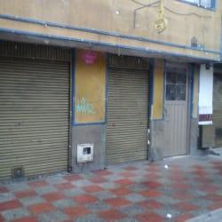 Cabinas Telefónicas  Carrera 5 en Bogotá