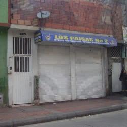 Cacharrería Los Paisas N° 2 en Bogotá