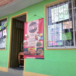 Cafetería Deli-180 en Bogotá