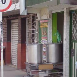 Tamales Tolimenses Calle 51 en Bogotá