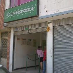 Servientrega Valladolid en Bogotá