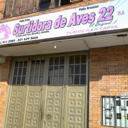 Surtidora de Aves Valladolid en Bogotá