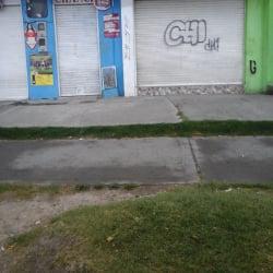 Minutos y Recargas Calle 48P en Bogotá