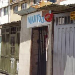 Minutos Y Recargas Carrera 5D con 188B en Bogotá