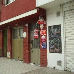 Minutos Y Recargas Calle 25G en Bogotá