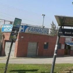 Farmacia Vecina - Brasil 6980 en Santiago
