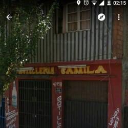 Botillería Camila en Santiago