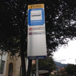 Paradero SITP San Gabriel Norte - 252A01 en Bogotá