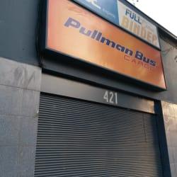 Blue Express - El Retiro en Santiago