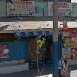 Botillería El Esfuerzo en Santiago