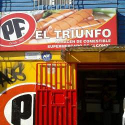 Almacén El Triunfo - Calle del Trigal en Santiago