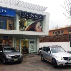 Salón Donna en Santiago