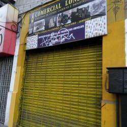 Comercial Londres en Santiago