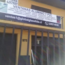 Ventanas Aluminio PVC Global Glass Ltda. en Santiago