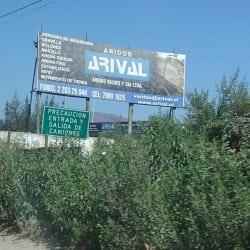 Áridos Arival - Melipilla en Santiago