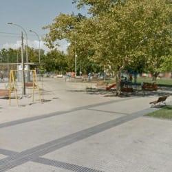 Plaza Garín en Santiago