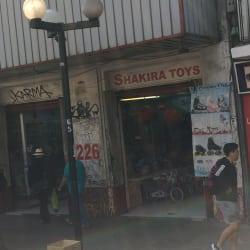 Shakira Toys en Santiago