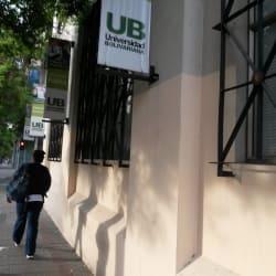 Universidad Bolivariana - Huérfanos en Santiago