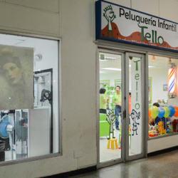 Peluquería Infantil Tello en Santiago