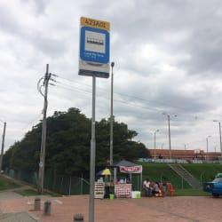 Paradero SITP Carrera 18 - 423A01 en Bogotá