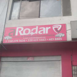 A Rodar Centro de Enseñanza Automovilistica en Bogotá