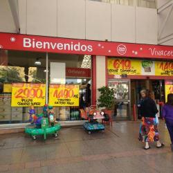 Supermercado Santa Isabel - Vivaceta en Santiago