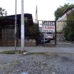 Carbón - Senador Jaime Guzmán / Colón en Santiago