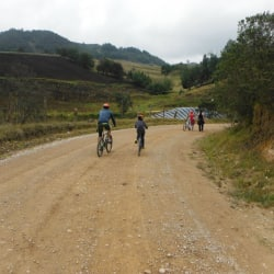 Bici Tour Sibaté en Bogotá