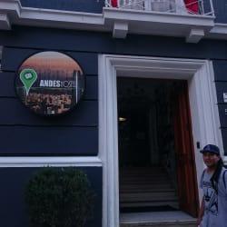 Andes Hostel en Santiago