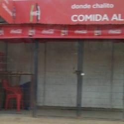 Comida al Paso Donde Chalito - Melipilla en Santiago