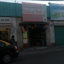 Donde El Profe - Buin en Santiago