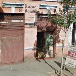Bazar El Baratillo en Santiago