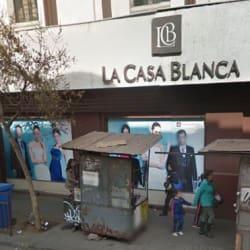 La Casa Blanca en Santiago