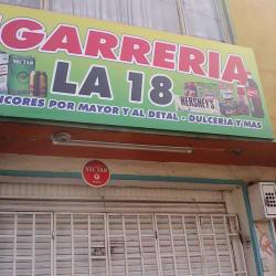 Cigarrería la 18   en Bogotá
