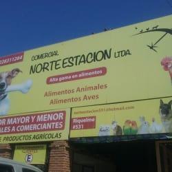 Comercial Norte Estacion  en Santiago