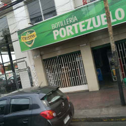 Botillería Portezuelo en Santiago