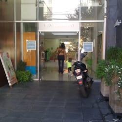 Edificio Via Veneto en Santiago