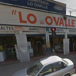 Ferretería Lo Ovalle en Santiago