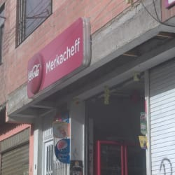 Merkacheff en Bogotá