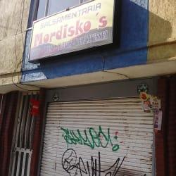 Salsamentaria Mordisko´s en Bogotá