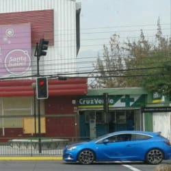 Farmacia Cruz Verde Santa Rosa en Santiago