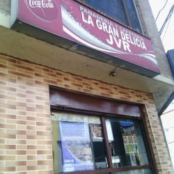 Panadería Y Cafetería La Gran Delicia Jvr en Bogotá