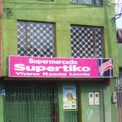 Supermercado Supertiko en Bogotá