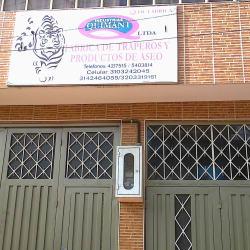 Industrias Quimant Ltda. en Bogotá