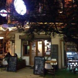 Café Republicano en Santiago