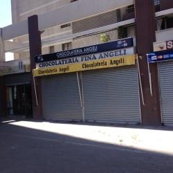 Chocolatería Angeli en Santiago
